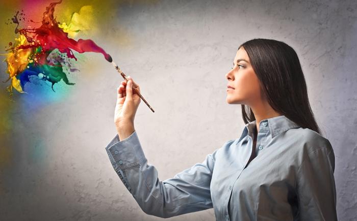 Как научиться быть креативной