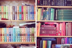 Порядок на книжных полках