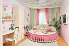 Как подобрать шторы для детской комнаты