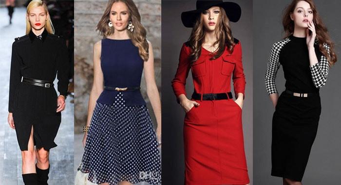 Может ли быть женственным деловой стиль одежды?
