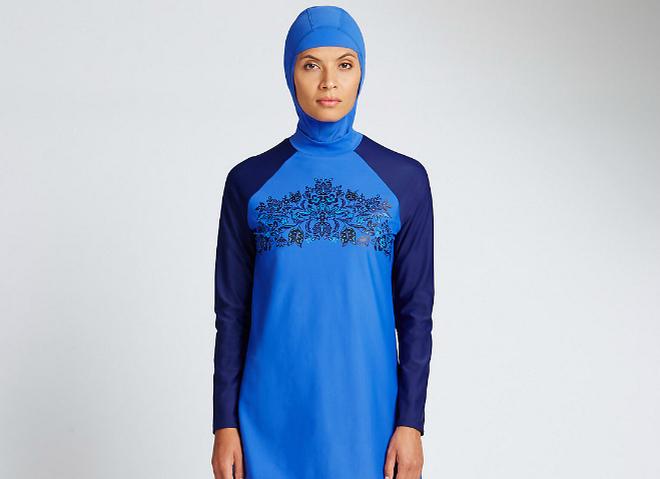 Marks & Spencer запустили в продажу купальники для мусульманок