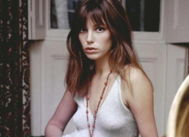 Джейн Биркин снялась в рекламной кампании Saint Laurent