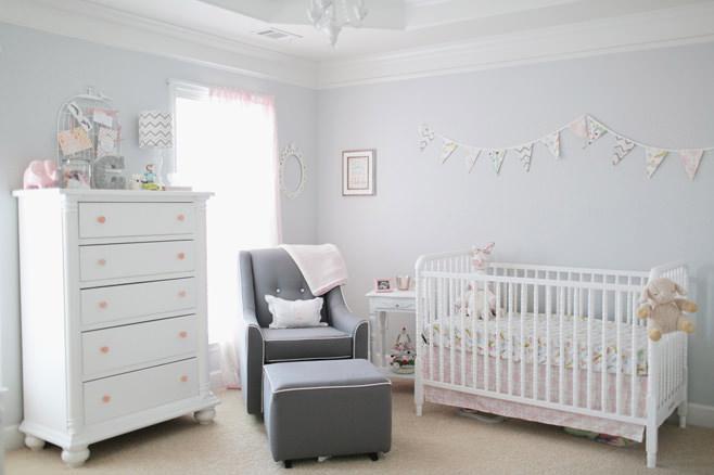 Готовим комнату для малыша