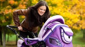 Прогулки с младенцами