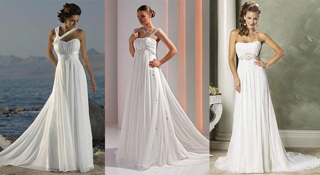 Особенности греческого платья