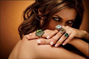Женщины и бриллианты