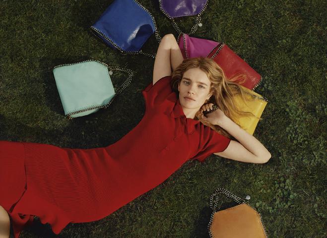 7 новых цветов сумок Stella McCartney