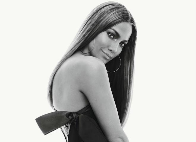 Дженнифер Лопес в съемке W Magazine