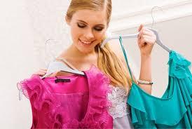 Как правильно подобрать платье по фигуре?