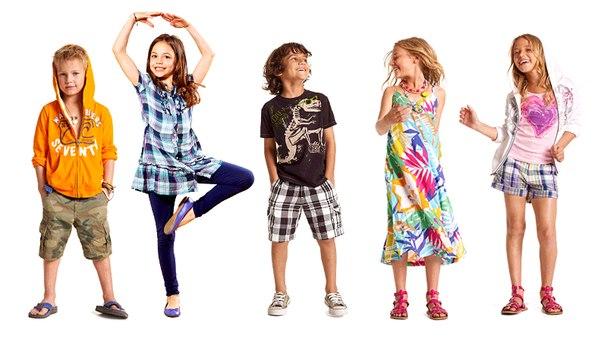 Детская одежда. Одежда для модниц