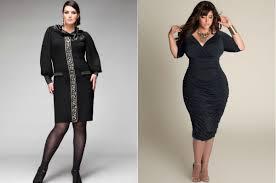 Облегающие платья для толстушек?
