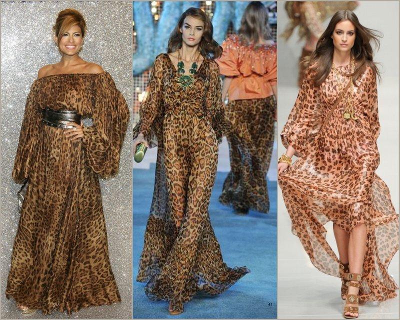 Умение одеваться. С чем носить вещи с леопардовым принтом