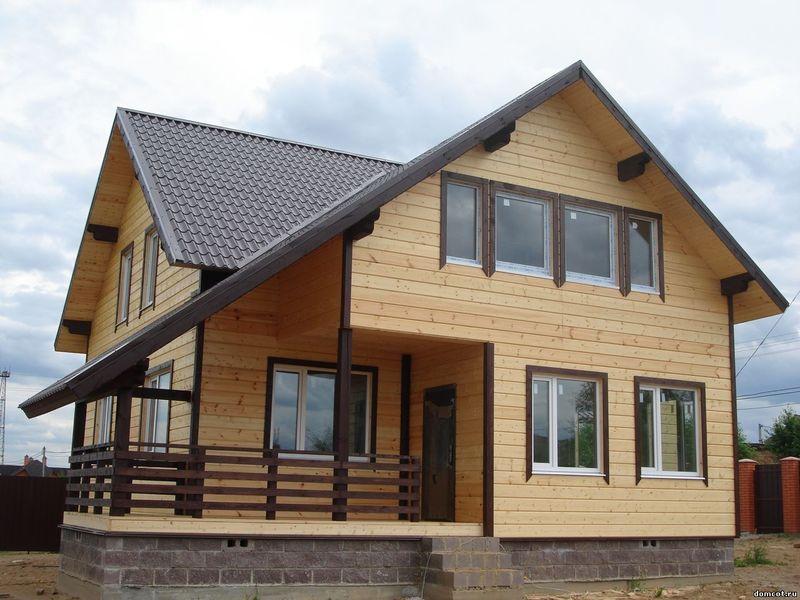 Каркасные дома, разновидность и способы возведения.
