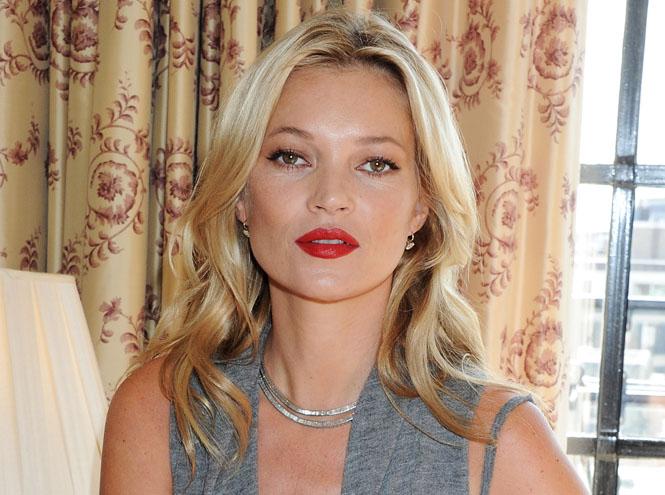Кейт Мосс: секреты красоты знаменитой блондинки