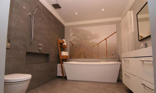 Ванные комнаты в современном стиле – идеи интерьеров от мировых дизайнеров