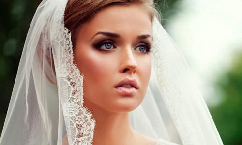 Выбор макияжа для свадьбы