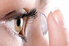 Что такое контактные линзы? Вред и польза контактных линз для человеческих глаз.