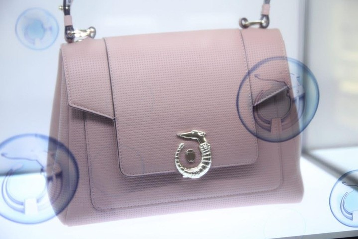 Объект желания: сумкка Lovy от Trussardi