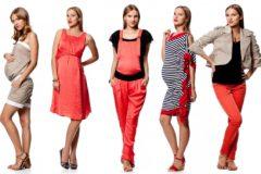 Особенности гардероба беременной