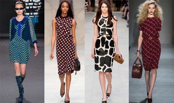 Мода 2016: платья