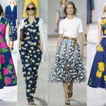 Тенденции в моде 2016