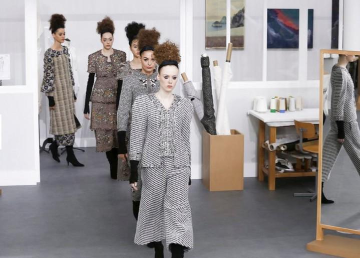 Все, что нужно знать о показе Chanel Couture осень-зима 16/17