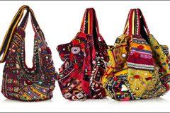 Летние сумки, стиль этно