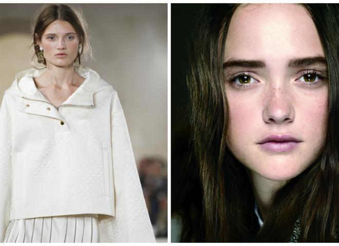 Новый тренд − органический макияж