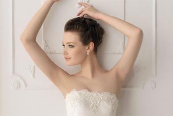 Свадебная мода этого года