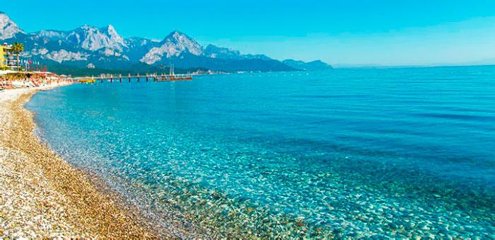 Турция – одно из лучших направлений для пляжного отдыха