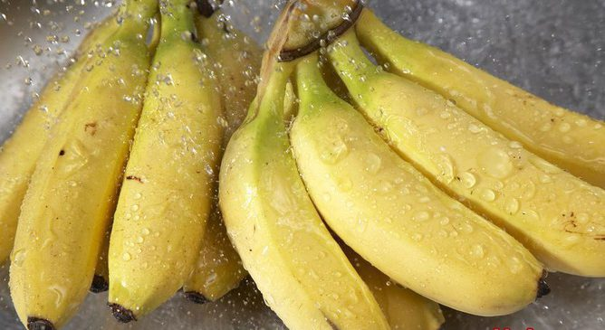 Банановые десерты
