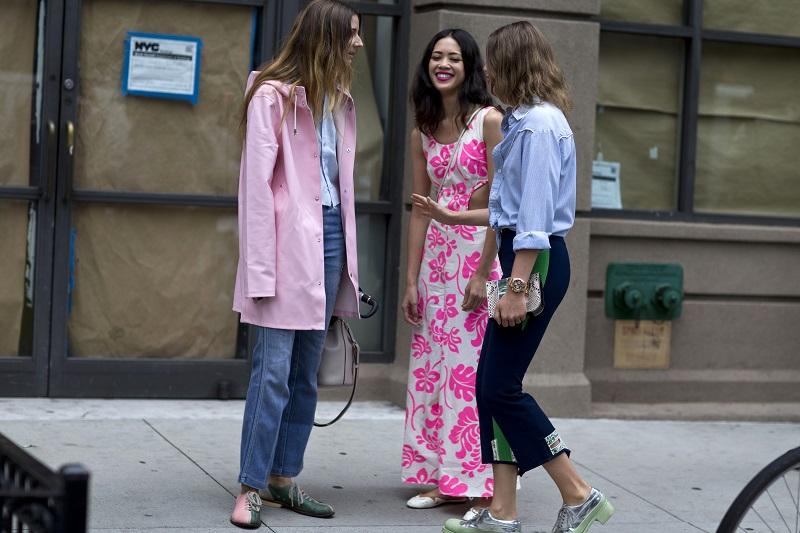 Основные тренды уличной моды весна-лето 2016