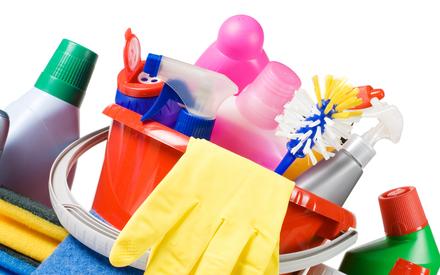 Качественные средства для генеральной уборки