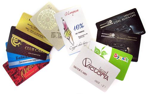 Плюсы выпуска собственной серии пластиковых карт