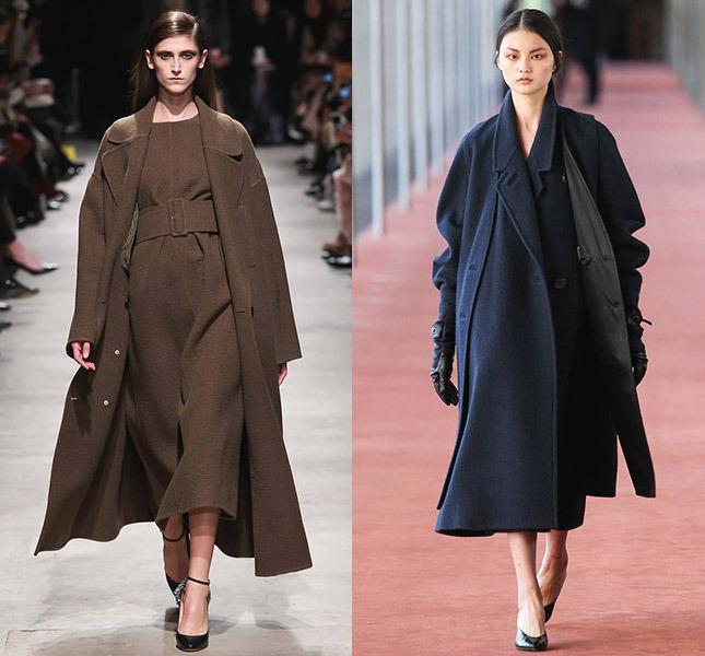 Модные пальто осень-зима 2015-2016