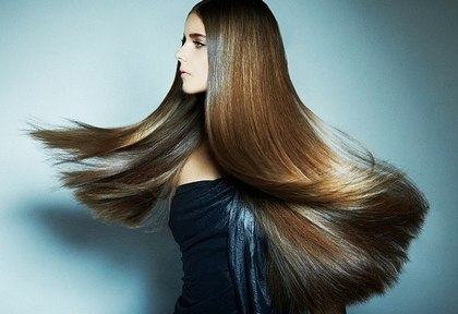 Кератиновое выпрямление — современный способ выпрямления и улучшения внешнего вида волос