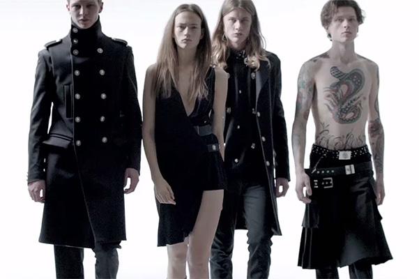 Versus Versace: пришло время рок-н-ролла