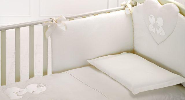 Выбор постельного белья для новорожденного