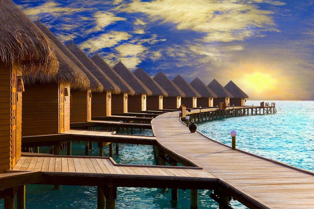 Необычные туры. От отдыха на Мальдивах к достопримечательностям Сиднея