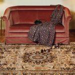 Особенности персидских ковровых покрытий