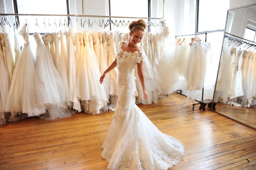 Правильно выбираем свадебное  платье