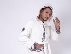 Мужские халаты производства Турции