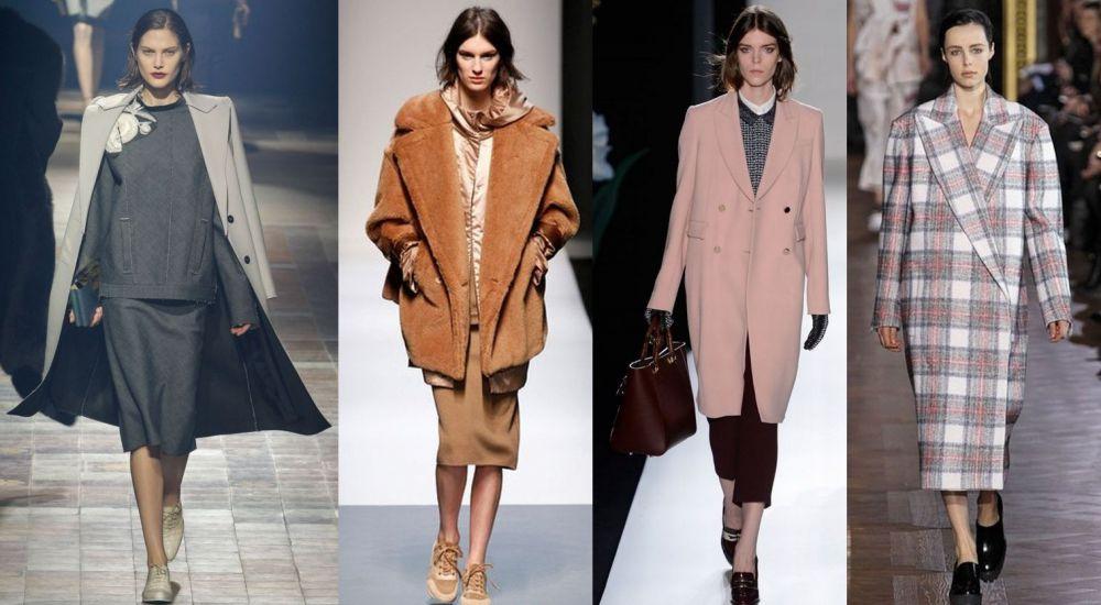 Стильные пальто для модных девушек и женщин по приятным ценам