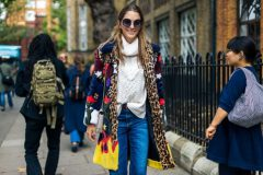 Модные тренды с улиц Лондона