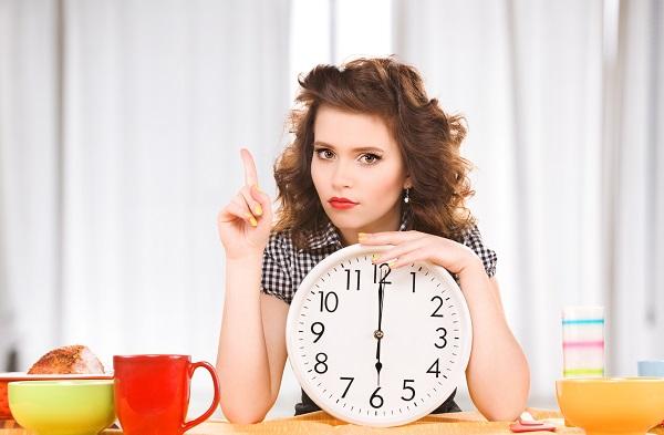 Диета по часам: как похудеть, не голодая