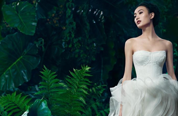 Новая коллекция свадебных платьев от Vera Wang