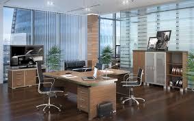 Комфортабельная обстановка кабинетов