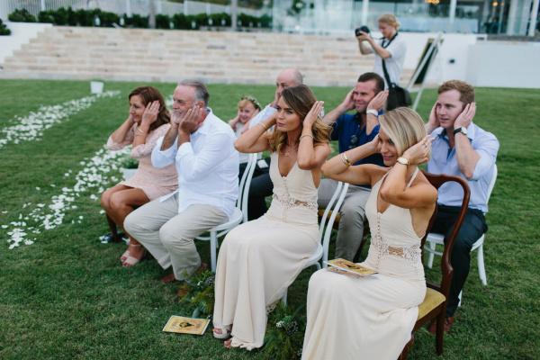 Незабываемая свадьба для гостей