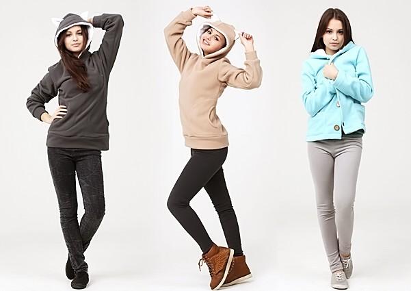 Худи — уникальный, современный вид одежды
