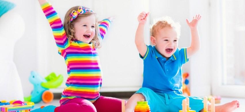 Выбор цвета одежды ребенка